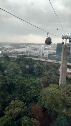 Mount Faber Line to Sentosa