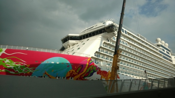 The Genting Dream