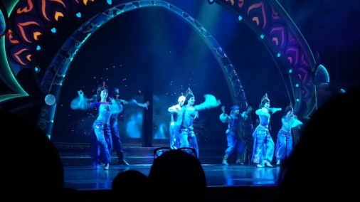The musical Mickey and the Wondrous Book