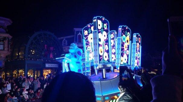 Disney Paint the Night Parade