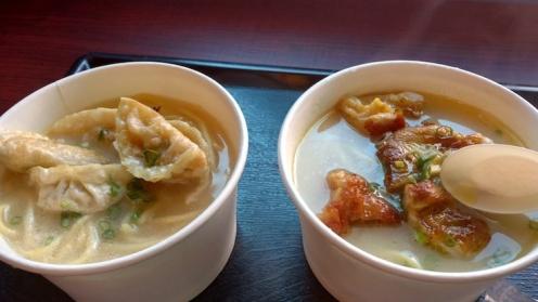 Lunch at Ngong Ping Village