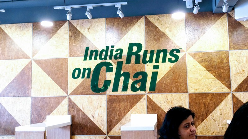 The Chai Point tagline