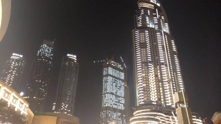 The Address Downtown Dubai (hotel)