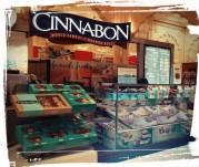 Cinnabon's world famous Cinnamon Rolls