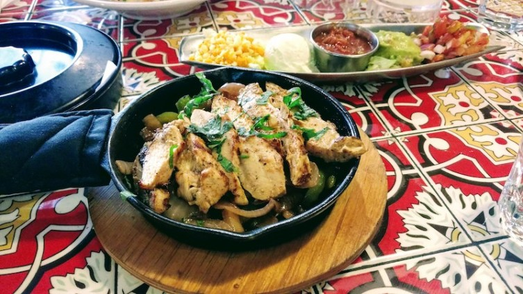 Classic Chicken Fajita