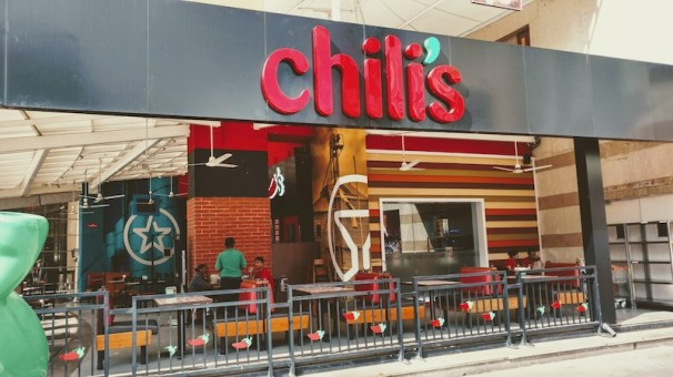 Chili's @Phoenix Market City Mall