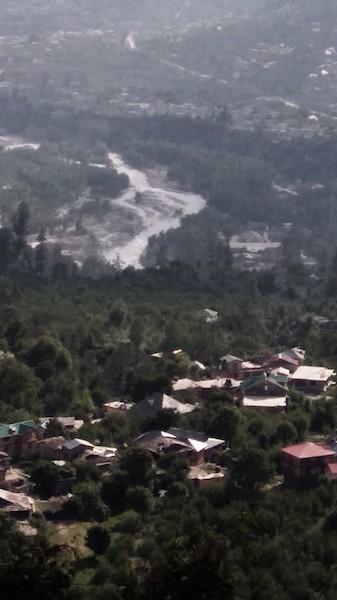 View at Naggar @ 6800 ft