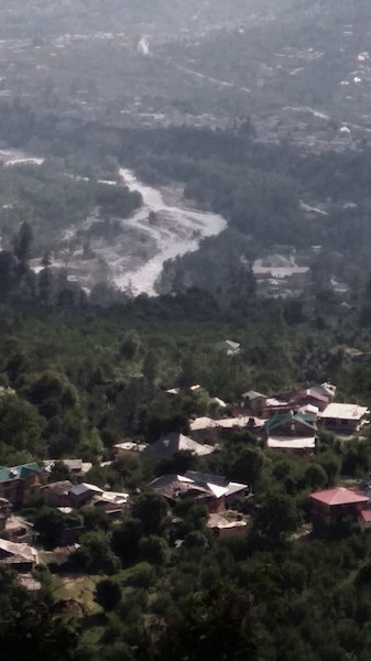 View at Naggar @ 6800 ft