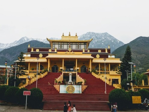 The Temple of Gyuto Tantric University