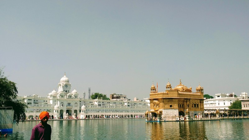 Sri Harmandir Sahib Gurdwara