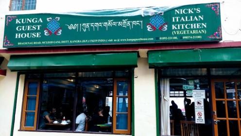 Nick's Italian Kitchen - Veg
