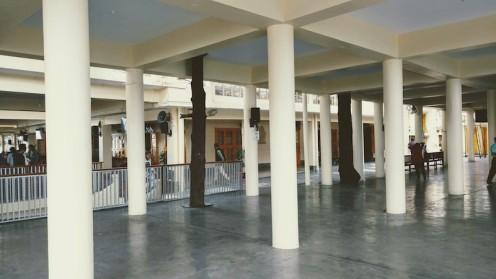 The Tsug-la Khang premises