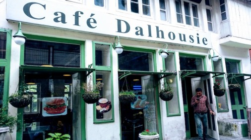 Cafe Dalhousie on Mall Road
