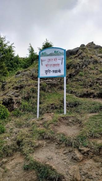 Enroute Pholani Devi temple