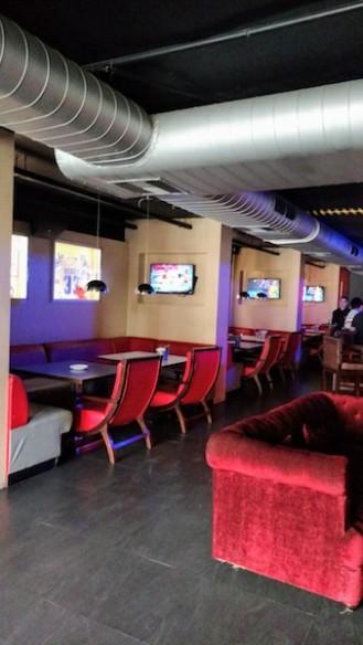 Inside Stars N Bars