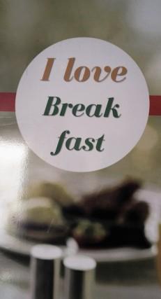 @Hyatt for breakfast