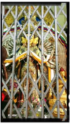 Statue of Avalokiteshvara - Deity of Compassion