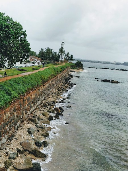 @Galle Fort