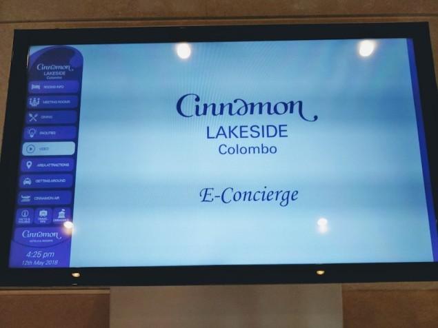 @Cinnamon Lakeside, Colombo