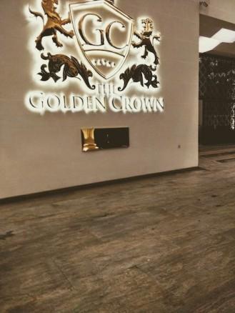 @Golden Crown Hotel, Kandy