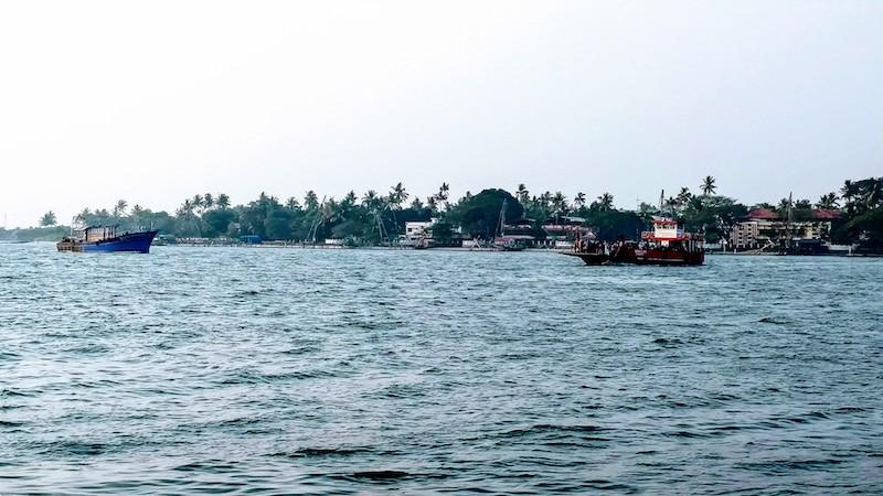@Fort Kochi