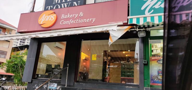 Anns Bakery @Panampilly Nagar