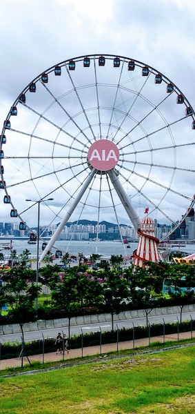 Hong Kong Observation Wheel, Central