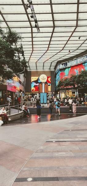 K 11 Art Mall, Tsim Sha Tsui
