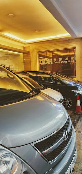 Guang Dong Hotel at Tsim Sha Tsui