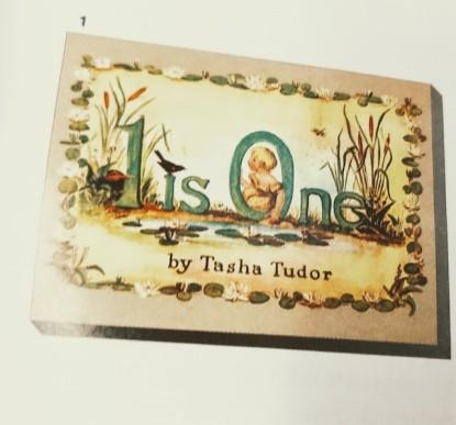Book by Tasha Tudor