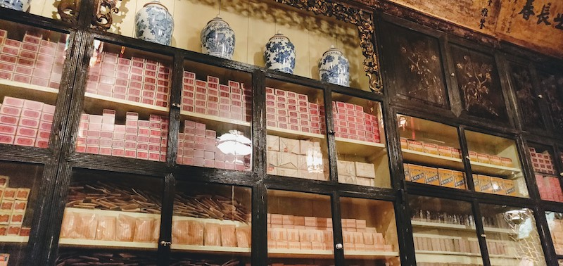 Chinese Medicine Shop