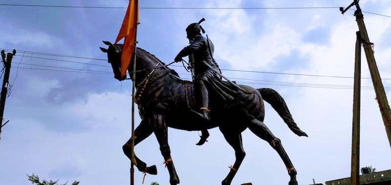 Statue of Chhatrapati Shivaji