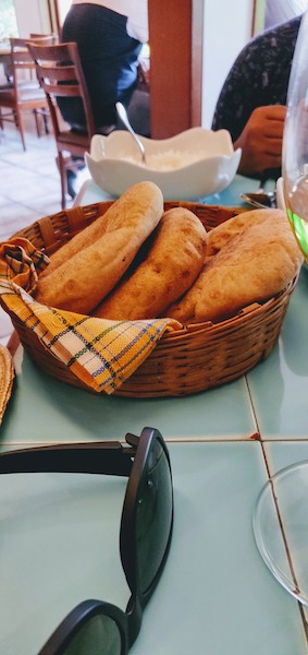 Goan bread at Mum's kitchen, Panjim