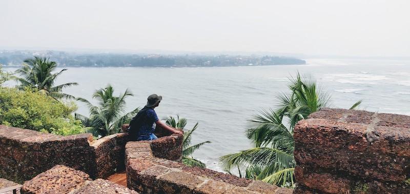 Reis Magos fort in Goa