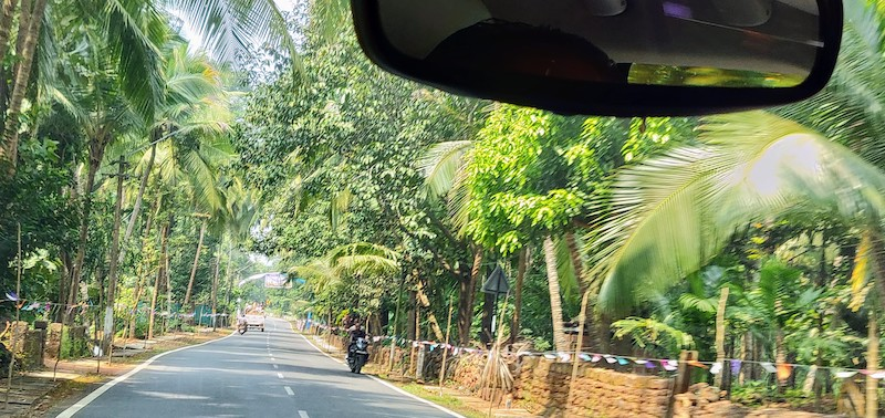 The NH in Goa