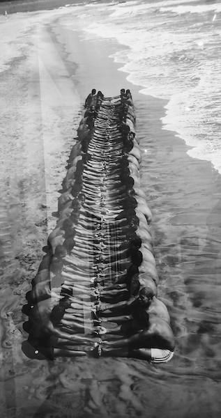 Fishermen and the Sea by Dr Subodh Kerkar at MOG