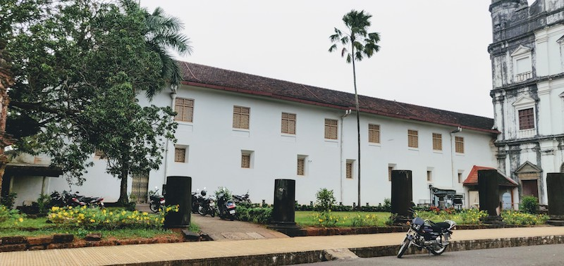 Archaeological museum of Goa