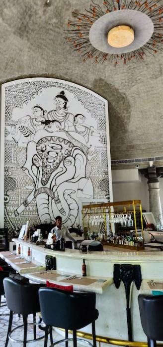 Ivory at Taj Bekal