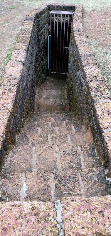 At the Bekal fort