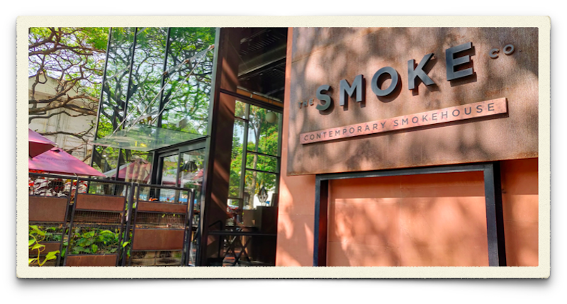 The Smoke Co. at Bangalore