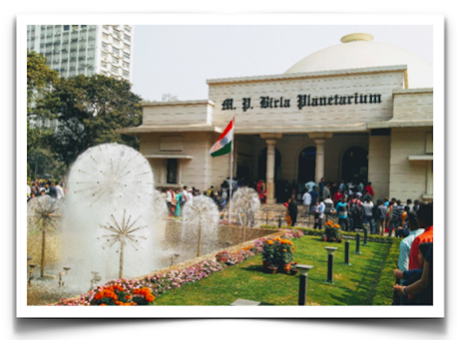 Birla Planetarium at Kolkata
