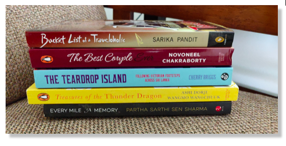 The reading list for this year's Monsoon