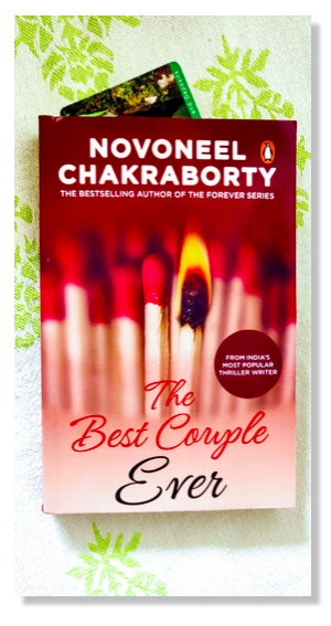 """The Best Couple Ever"" by Novoneel Chakraborty."