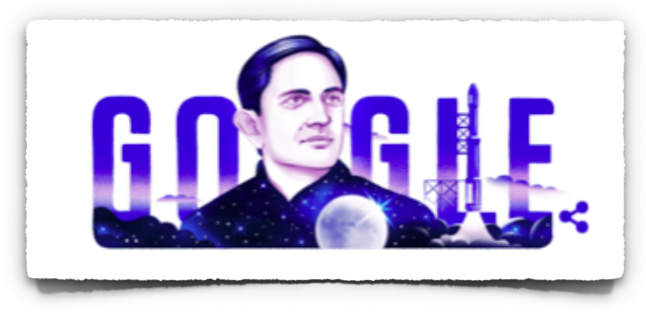 Google doodle for 12 August 2019