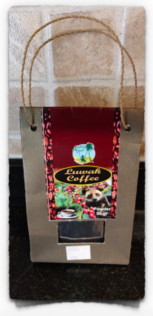 Luwak Coffee from Indonesia