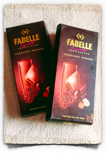 Premiumchocolates from ITC - Fabelle