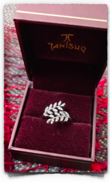 A ring from Tanishq