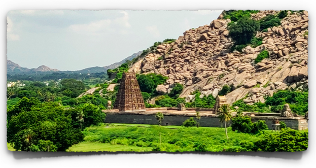 Venkataramana Temple at Gingee fort