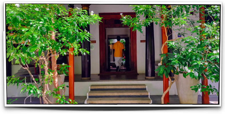 The staff at Maison Perumal made the stay truly memorable for us