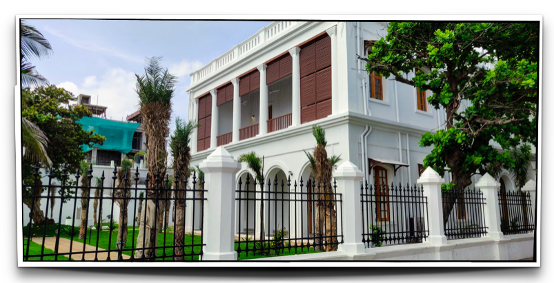 The restored District court in Pondicherry to function as a museum